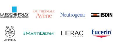 La Farmacia Puerto dispone de productos de las mejores marcas de cosméticos.
